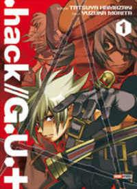 .hack//G.U.+ manga