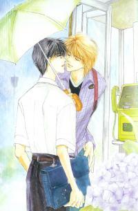 Kimi wa Samishigari ya no Hana manga
