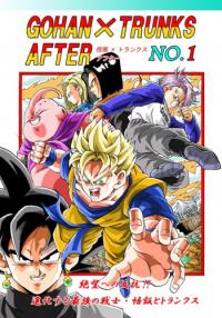 Dragon Ball - Gohan x Trunks After (Doujinshi)