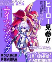 Knights & Magic manga