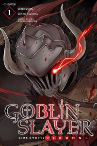 Goblin Slayer: Side Story Year One manga
