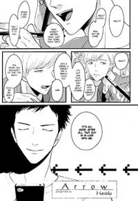 Yajirushi manga