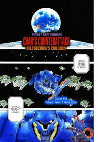 Kidou Senshi Gundam - Gyakushuu no Char: Beltorchika Children