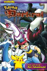 Pokémon: The Rise Of Darkrai manga
