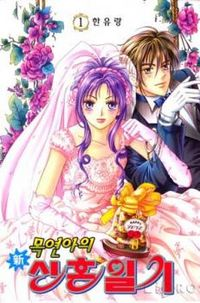Mok Yuna's Honeymoon Diary Manhwa