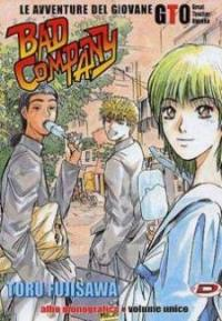Bad Company manga