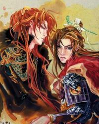 Feng Yu Jiu Tian manga