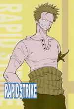 One Piece dj - Rapid Strike