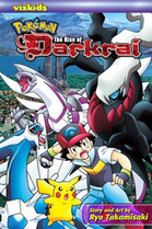 Pokemon: The Rise of Darkrai manga