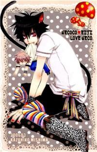 Love Neko manga