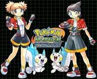 Pokémon Ranger Batonnage manga