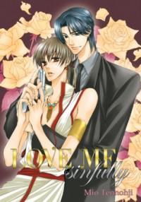 Tsumi Bukaku Aishiteyo manga