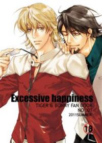 Tiger & Bunny dj - Excessive Happiness