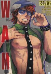 Tiger & Bunny dj - WAM manga