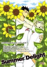 Tsubasa: Reservoir Chronicles dj - Summer Delight