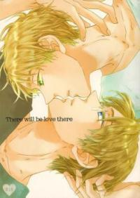 Hetalia dj - There Will Be Love There