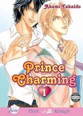 Prince Charming manga