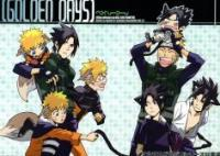 Naruto dj - Golden Days