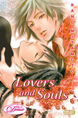 Lovers and Souls manga