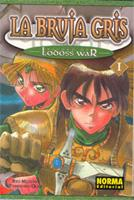 Record of Lodoss War: The Grey Witch manga