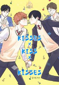 Kisses x Kiss x Kisses manga