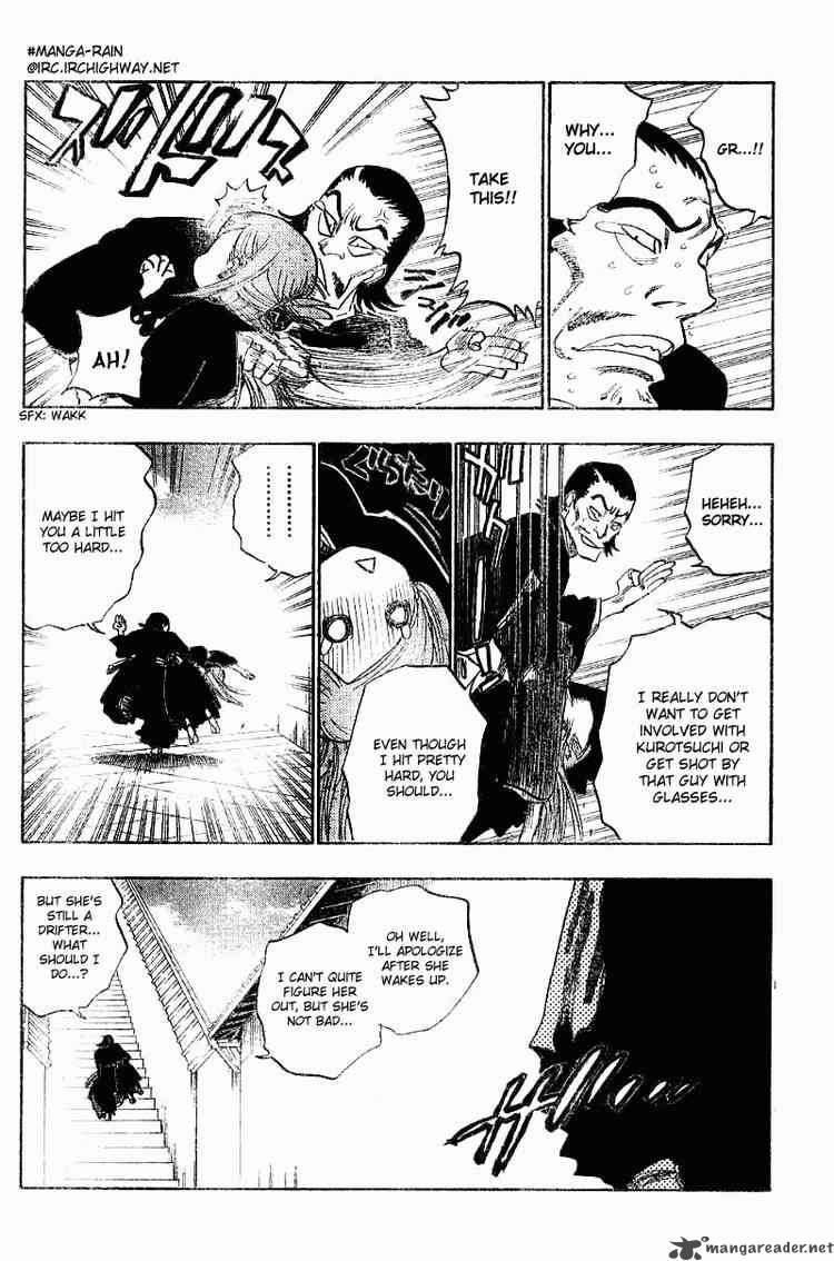 Bleach 122 Don't Lose Your Grip On
