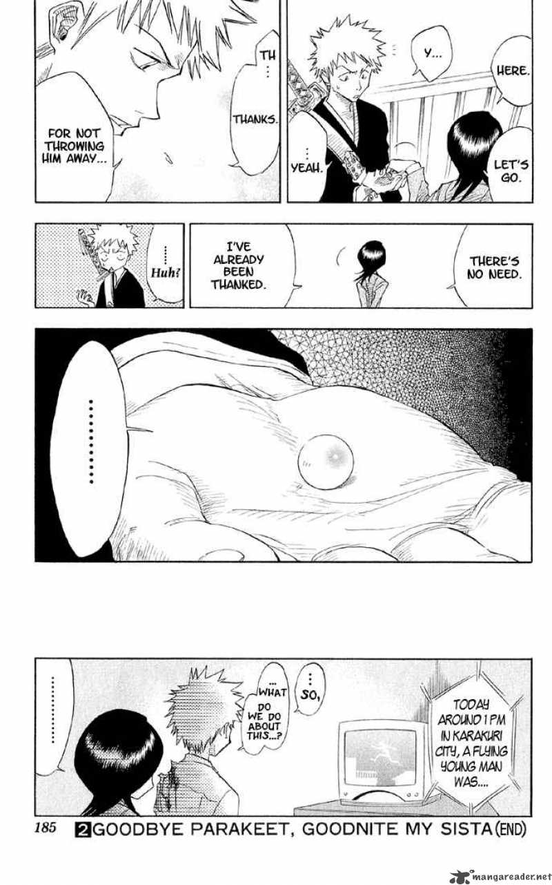 Bleach - Chapter 17