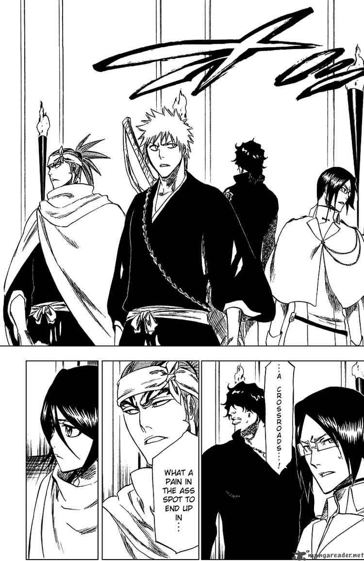 Bleach - Chapter 256