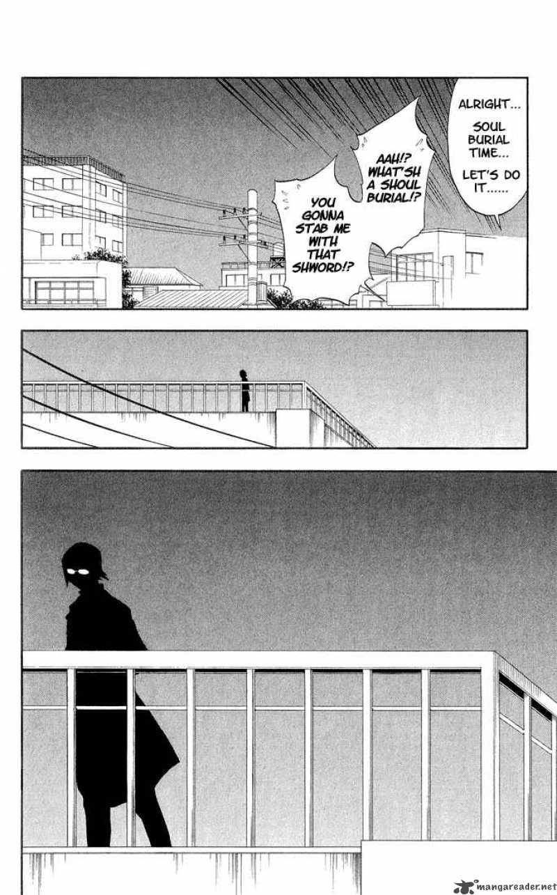 Bleach - Chapter 36