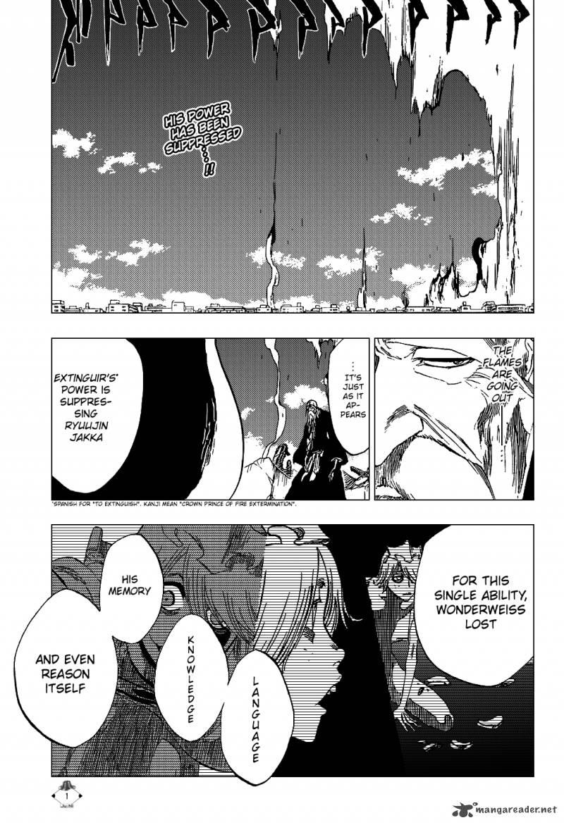 Bleach - Chapter 416