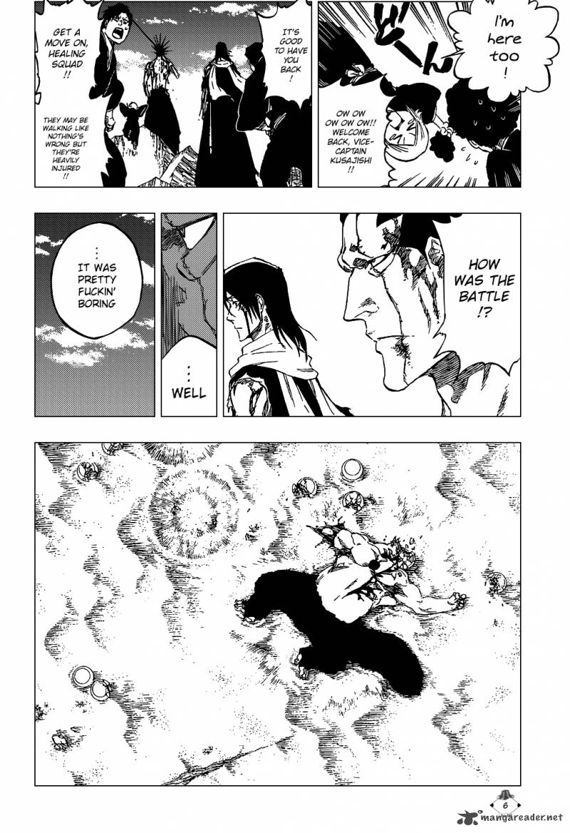 Bleach - Chapter 444