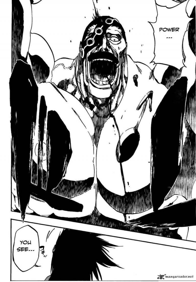 Bleach - Chapter 486