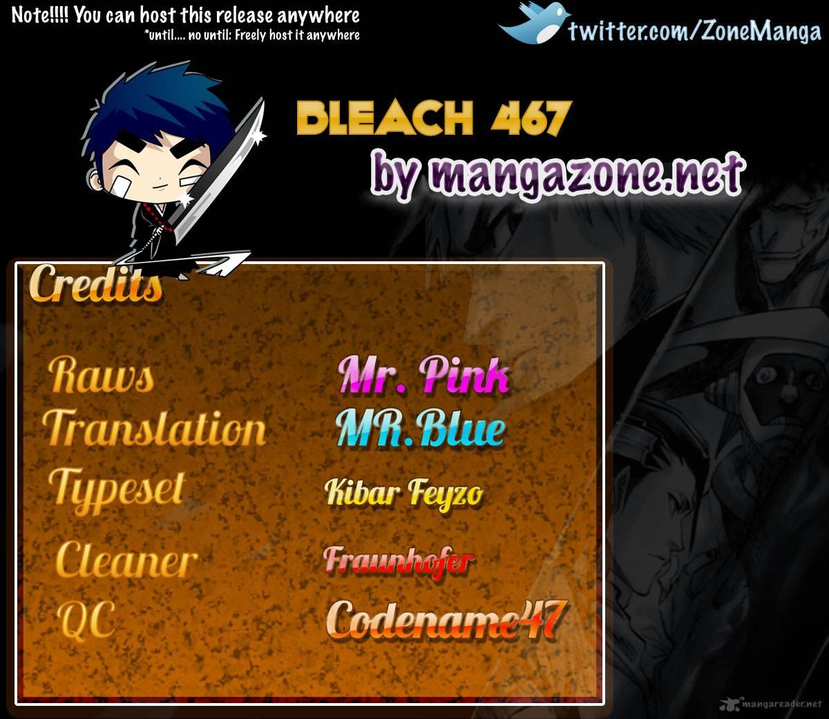 Bleach 467