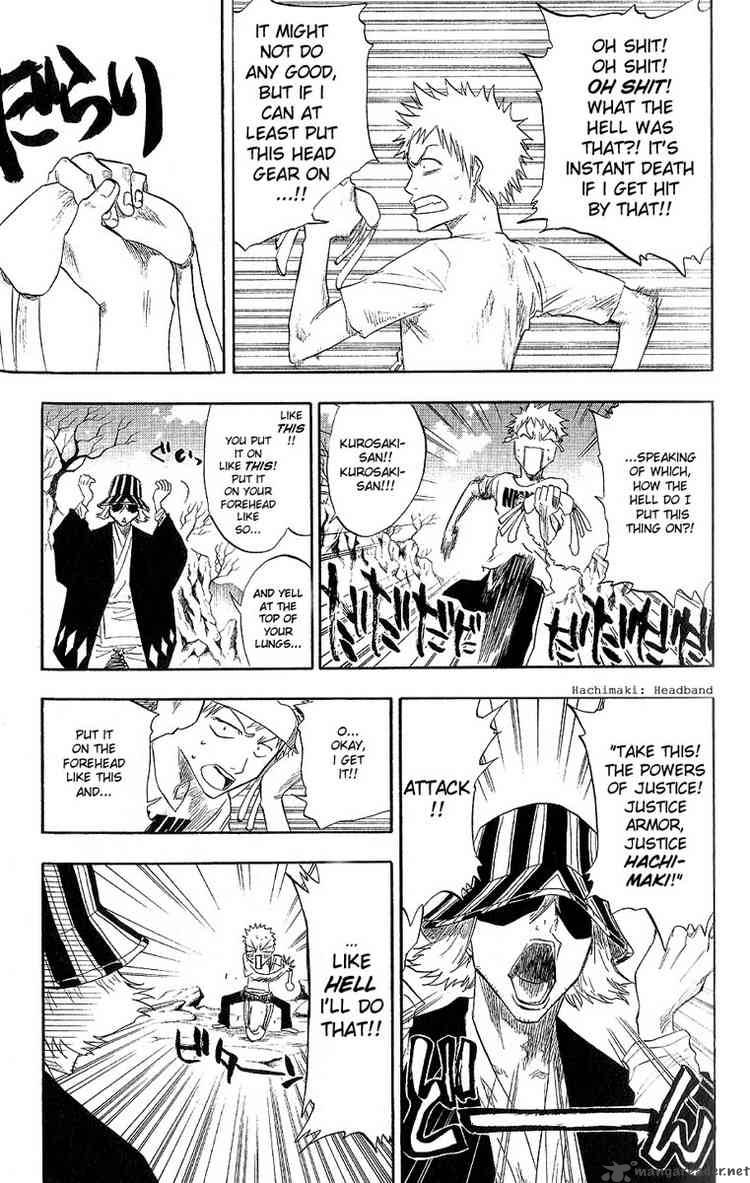 Bleach - Chapter 62