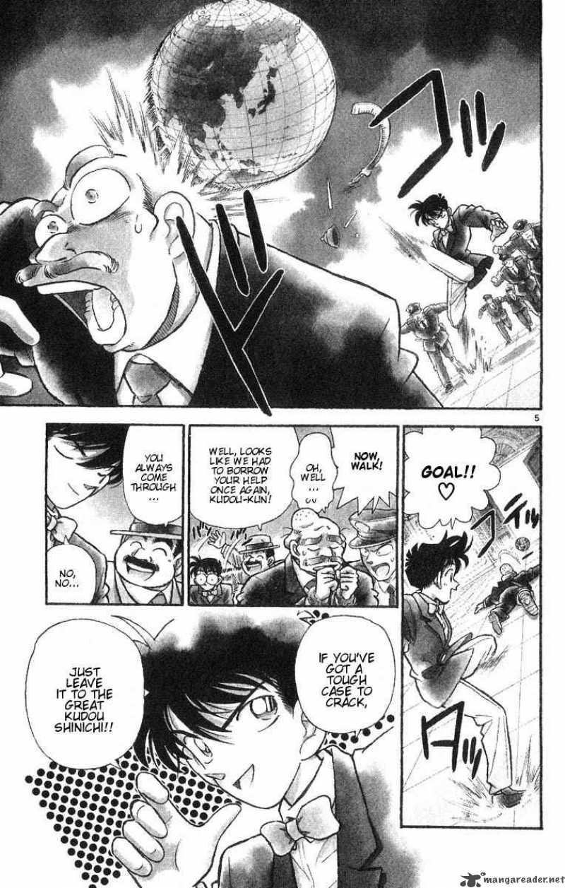 Detective Conan Ch.1 page 6 at www.Mangago.com