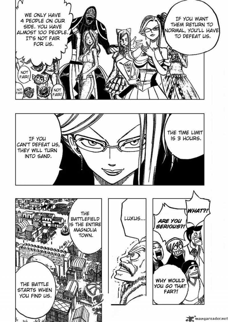 Fairy Tail - Chapter 108