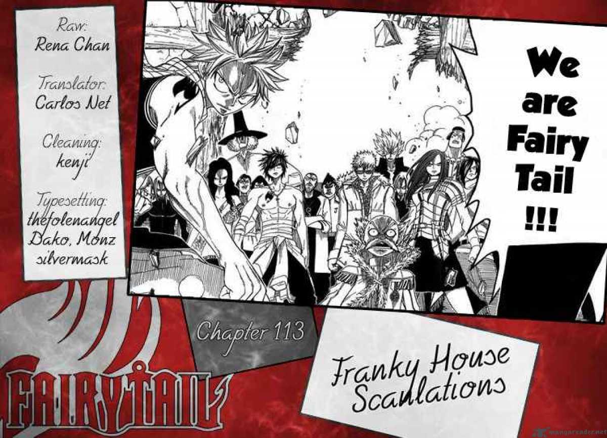 Fairy Tail 113