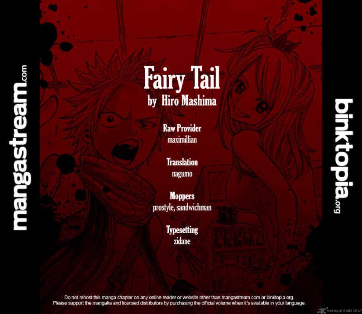 Fairy Tail 201