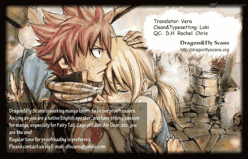 Fairy Tail 262