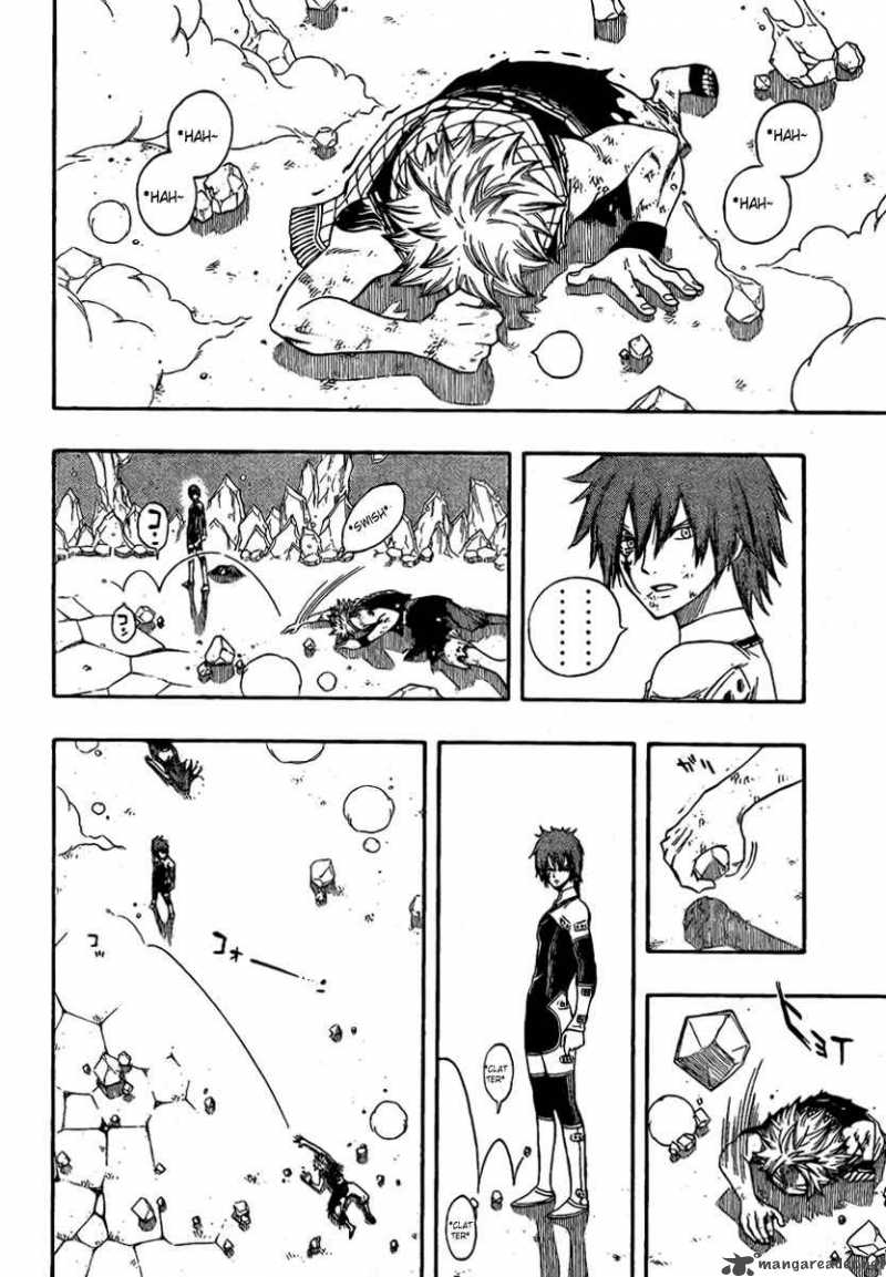 Fairy Tail - Chapter 96