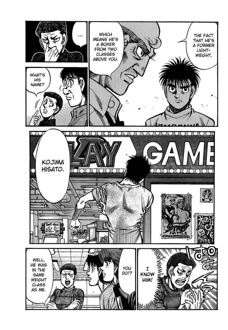 Hajime no Ippo - Chapter 916